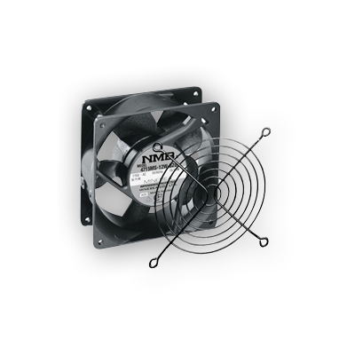 Middle Atlantic QFAN Mountable Fan - Free Air CFM: 50