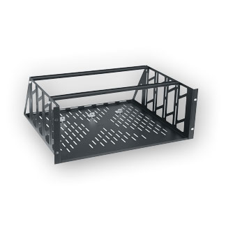 Middle Atlantic RC-4 Clamping Shelf - 4 Spaces