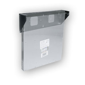 """Middle Atlantic VPM-3 3 space, vertical panel mount"""