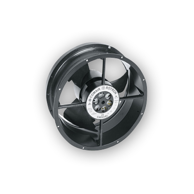 Middle Atlantic BMF-FAN-10 Mountable Fan - Free Air CFM: 825
