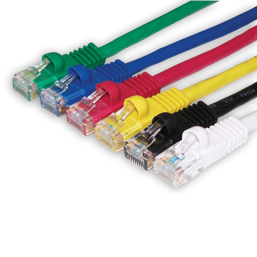 Upt244p710l6 10 Category 6 Patch Cord