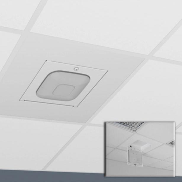 Oberon 1052-CCOAP Suspended Ceiling Enclosure - Cisco AP