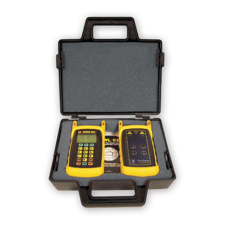 Optical Wavelength Laboratories IS-KIT-M Installer Series MM Test Kit