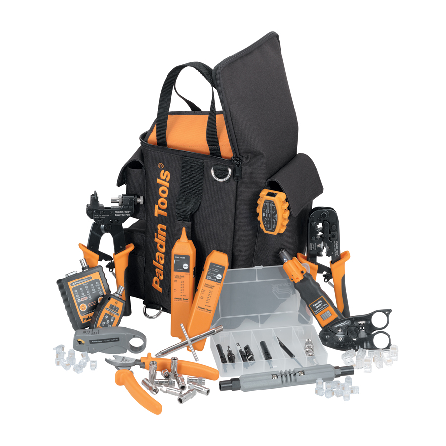 Paladin Tools PA4932 Ultimate Technician Tool Kit
