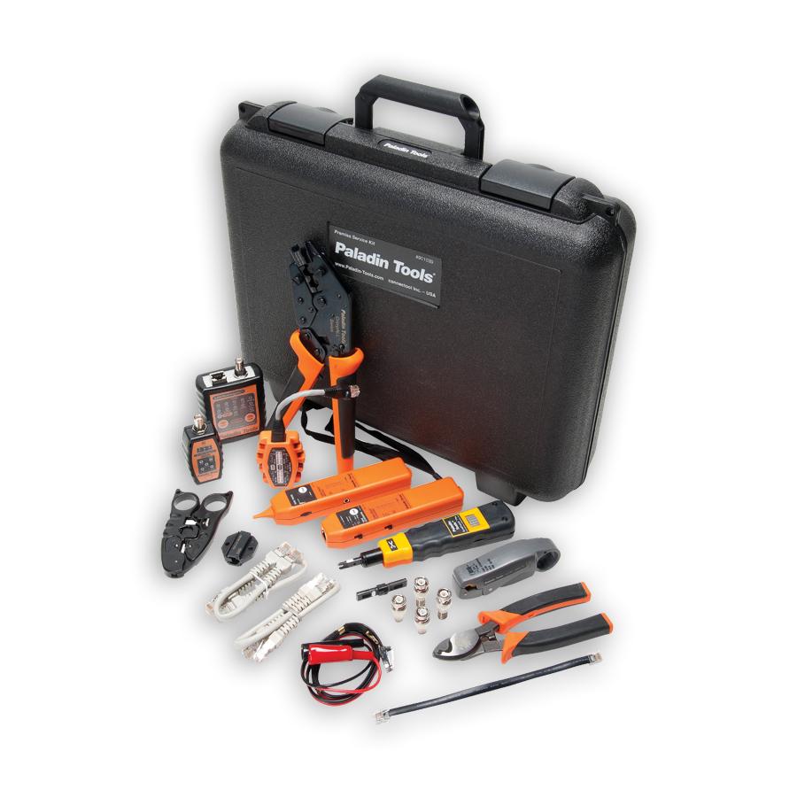 Paladin Tools PA901039  Premise Service Kit