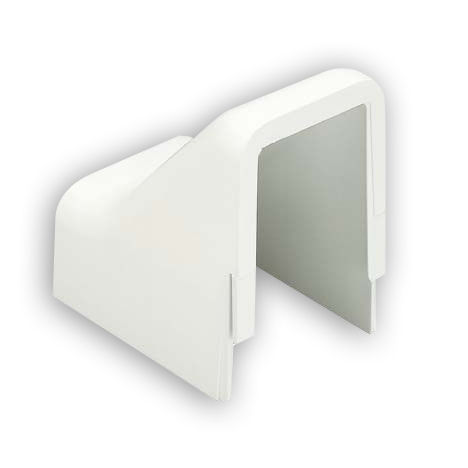 Panduit DCF3IW-X Drop ceiling/entrance end fitting for use w/LD3 raceway