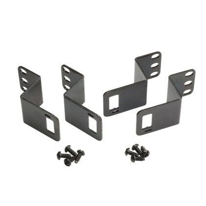 Panduit WMPVCB Bracket kit to mount vertical cable managers to and between two adjacent racks