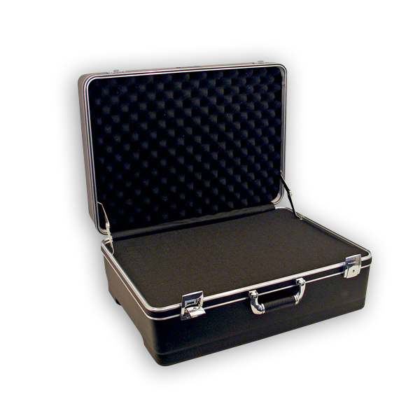 Platt 221609H Polyethylene Case with Wheels and Telescoping Handle