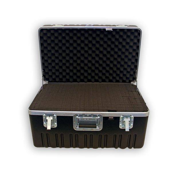 Platt 261613AH Heavy-Duty Polyethylene ATA Case