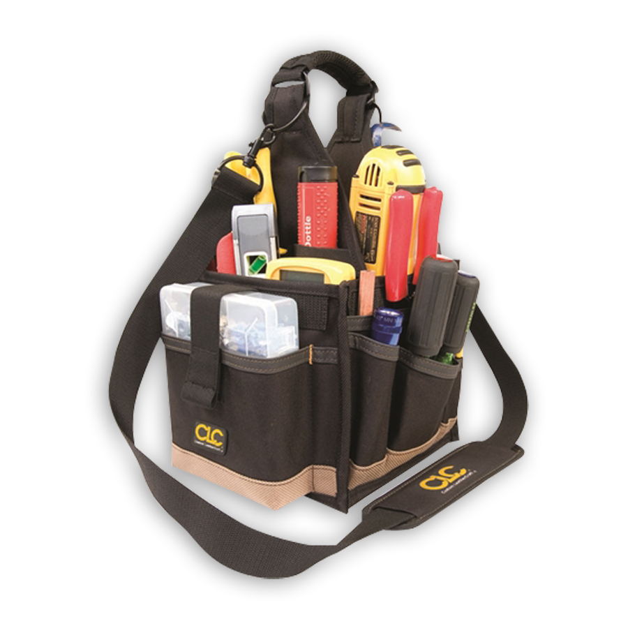 CLC CLC1526 Electrical & Maintenance Tool Pouch