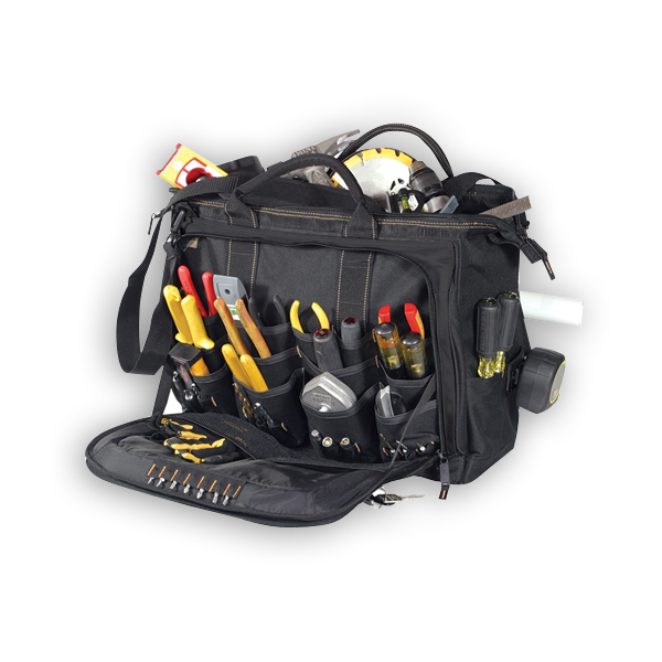 CLC 1539 18? Multi-Compartment Tool Carrier