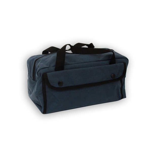 """Platt MTB-BLUE Mechanic's Tool Bag (12""""L X 6""""W X 6 1/2""""D)"""