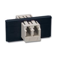 """""""Siemon FOB-BZL-LC(X)1-01 1 Duplex LC adapter, (2 fibers)"""""""