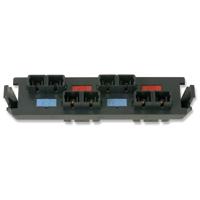 Siemon RIC-F-SC8-01 4 duplex SC adapters (8 fibers)
