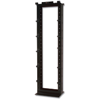 Siemon RS-07-S 2.1 x 0.48m (7 ft. x 19 in.) steel cable management rack
