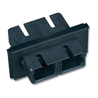 """Siemon FOB-BZL-SC-01 Duplex SC adapter, (2 fibers)"""