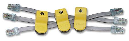 Siemon STM8R-3 Optional Remote Plugs
