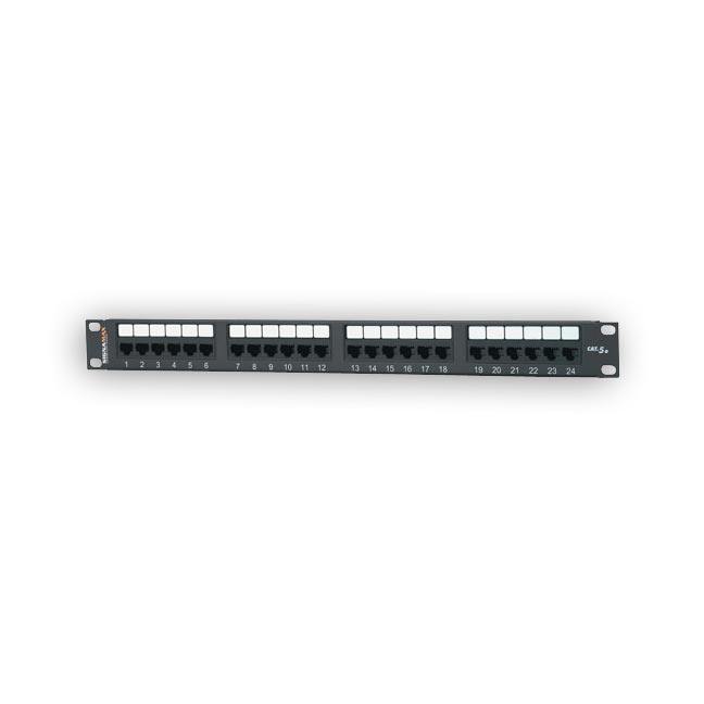 Signamax 24458MD-C5E Category 5e UTP Patch Panels