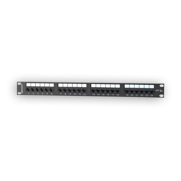 Signamax 24458MD-C6C Category 6 UTP Patch Panels