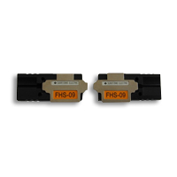 """Sumitomo FHS-09 900nm Fiber Holders for QFS, T39, T66, T46, T25e"""